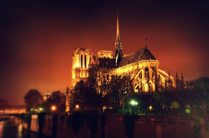 Paris by night - IrènEve Augustyniak