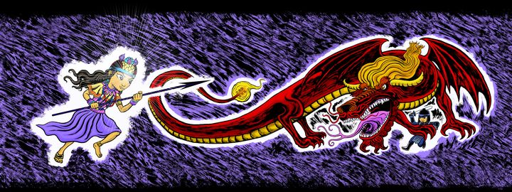 Fight the Dragon - Meditate with Me - Gallery Hope The Art of Loving Kindness