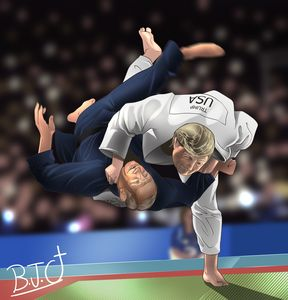 IPPON Donald Trump vs Vladimir Putin