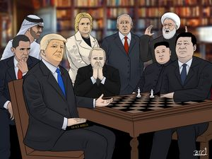 Checkmate Trump vs. The World 5D