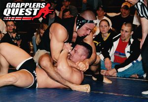 Jamie Cruz Armbar at Grapplers Quest