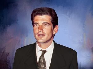 Stand Up John F. Kennedy Jr 2024