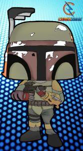 Boba Fett Star Wars by ComixZone
