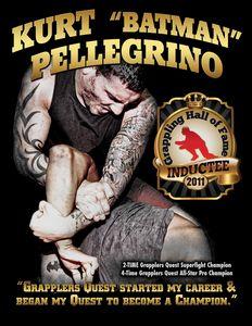 Kurt Batman Pellegrino Hall of Fame