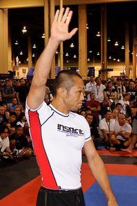 Rumina Sato Shooto MMA Legend