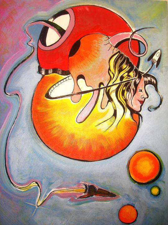 cosmic explotion - cosmic world