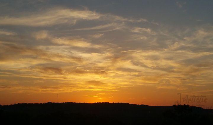 Missouri Sunset - JCV Artistic Solutions