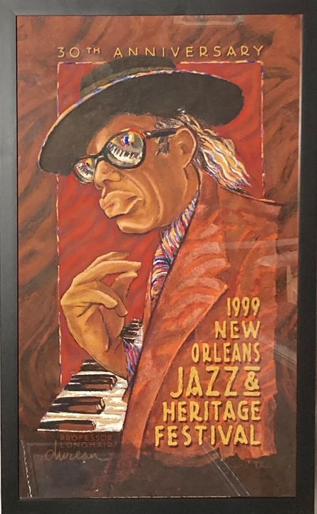 1999 New Orleans Jazz Fest - Uncovered Goods