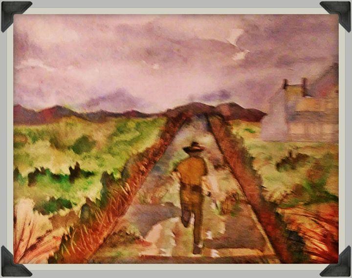 Walking dead - melissa  Dowling