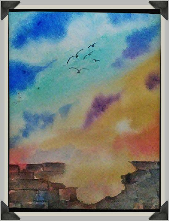 Sunrise - melissa  Dowling