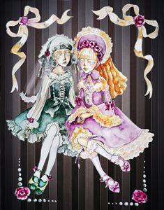 Gothic Lolita Dolls