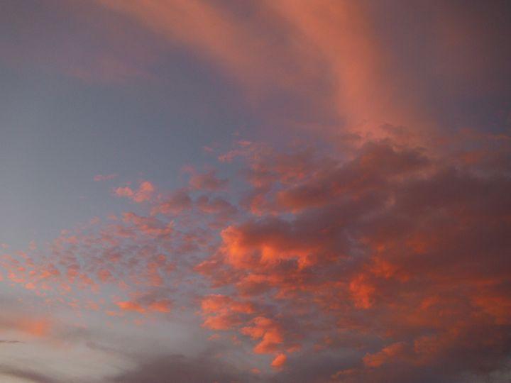 Florida Clouds - Rebekah D. Johnson