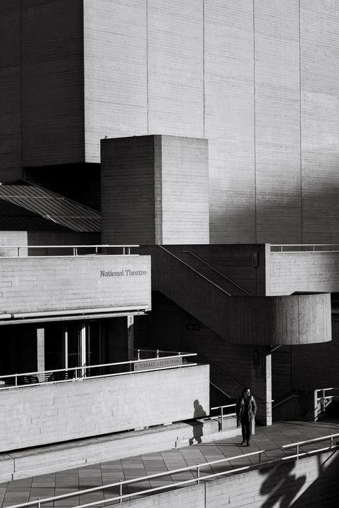 National Theatre - Harrison Galgut