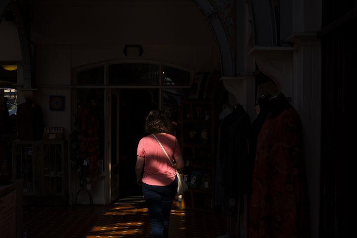 Dappling Light - Street Photography