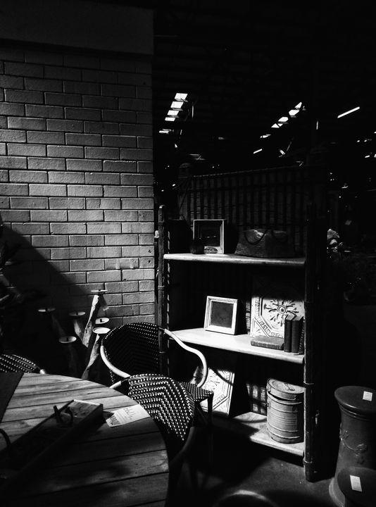 Warehouse sunlight - Ollie Mehra
