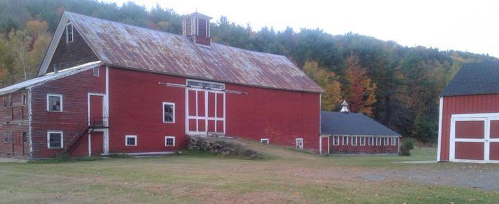 Historic Barn and Stable - MyAllJoy