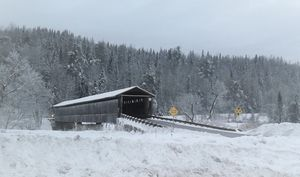 Mt. Orne Covered Bridge