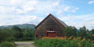 Sandwich Mountain Farm Barn