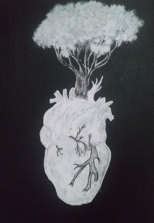 Tree of hearts - Jon Crawford