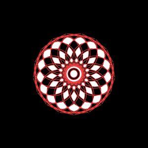 symbolical mandala