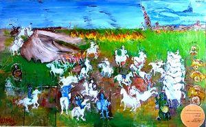 Battle of Hittin Rays of 4 July 1187