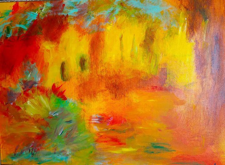 Heat, fire , summer,nature - LeeRay11
