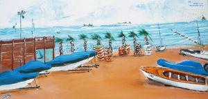 Sailing club in Haifa