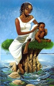 The Bond of a Mother and Child