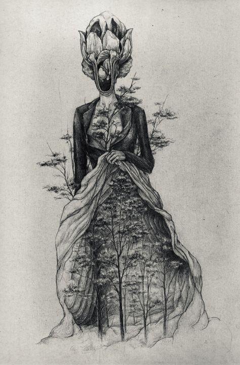 WomanWood - Chaika Art