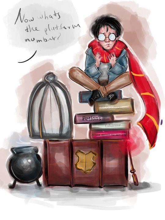 Harry potter - Littlearthingslea