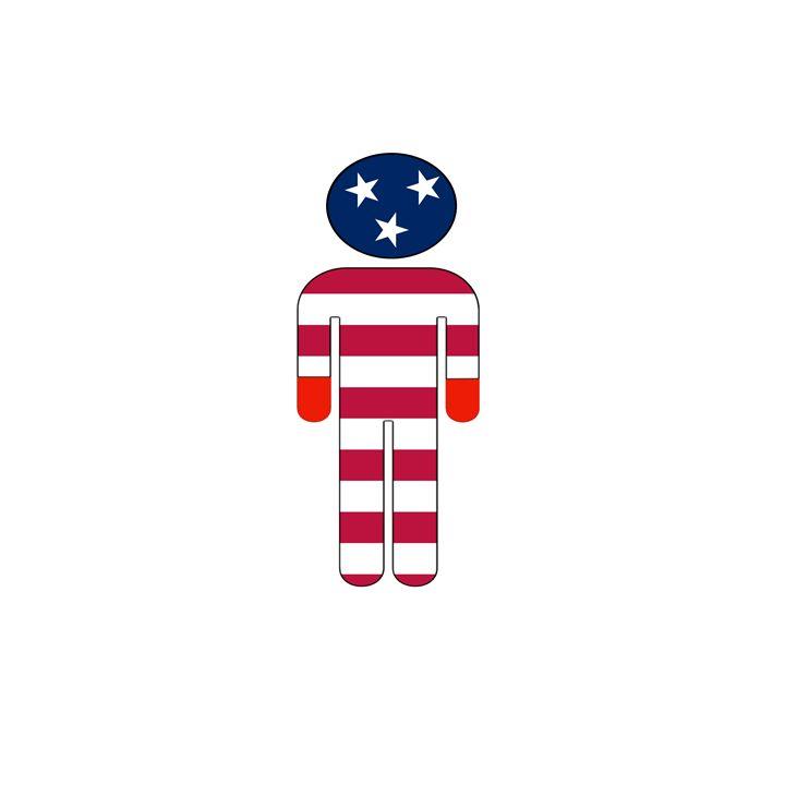 TF man american - Istvan P. Szabo