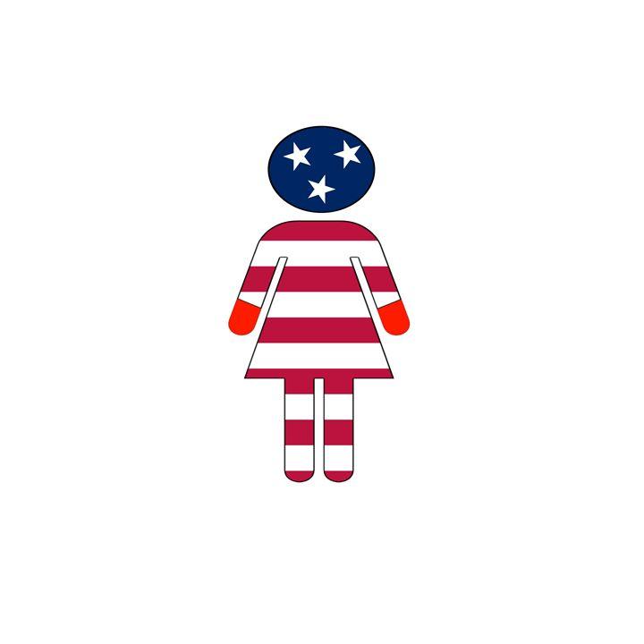 TF woman american - Istvan P. Szabo
