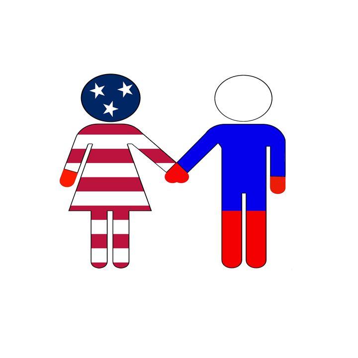 TF couple american russian - Istvan P. Szabo