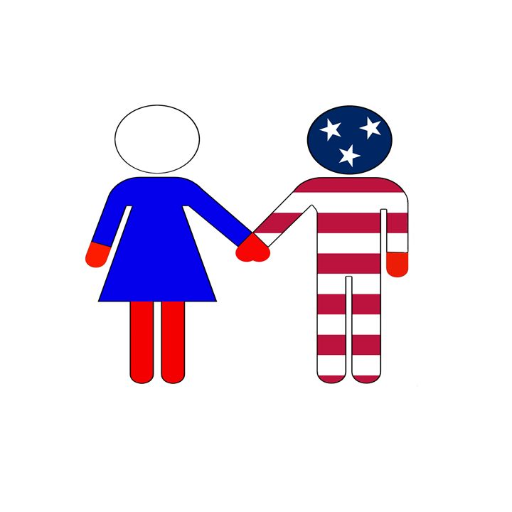TF couple russian american - Istvan P. Szabo