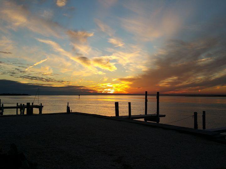 Dockside Sunset 2 - Friedland Productions