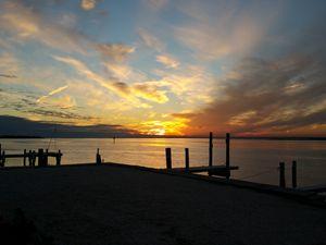 Dockside Sunset 2