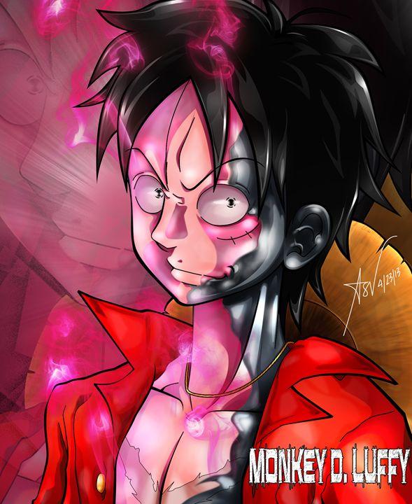 Ultimate Luffy! - Son of Art_Artworks
