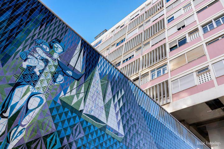 Lisbon Walls #4 - Alexis Nethercleft