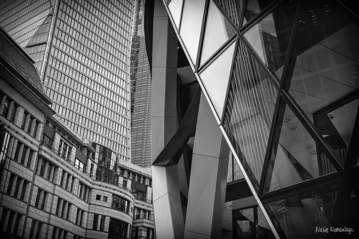 City Contrasts - Alexis Nethercleft