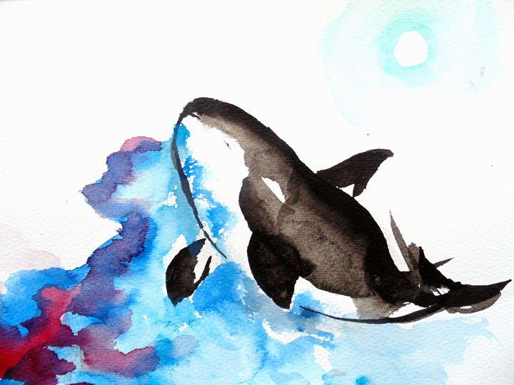 Orca - Chris Hanna