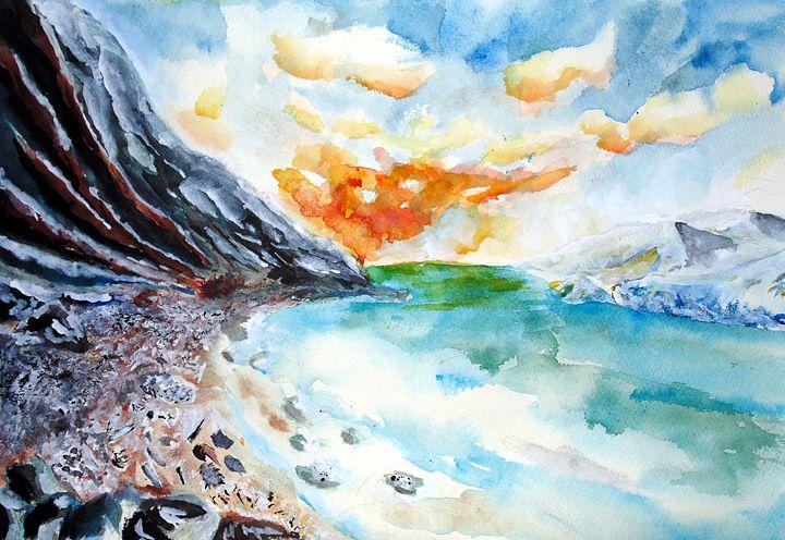Ordovician Extinction - Chris Hanna
