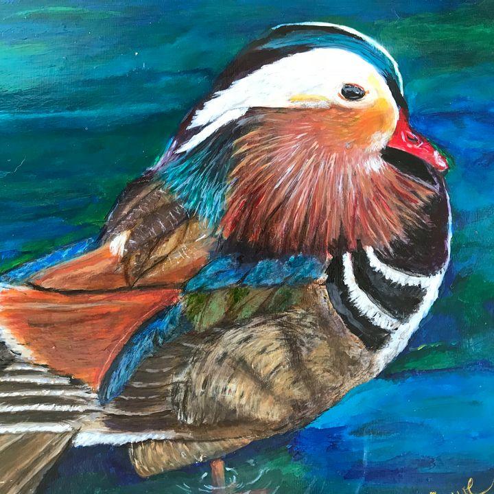 Peking Duck - Gayle Lowe