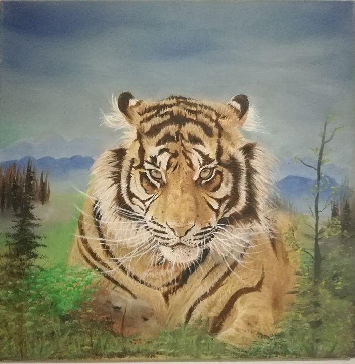 tiger - Marios peirounakis