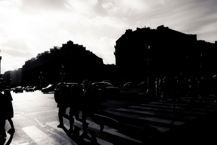 Streets of Paris - Christopher Maxum Photography