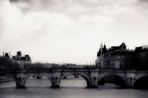Bridges Of The Seine