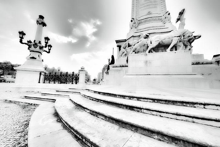 Monuments of Lisboa - Christopher Maxum Photography