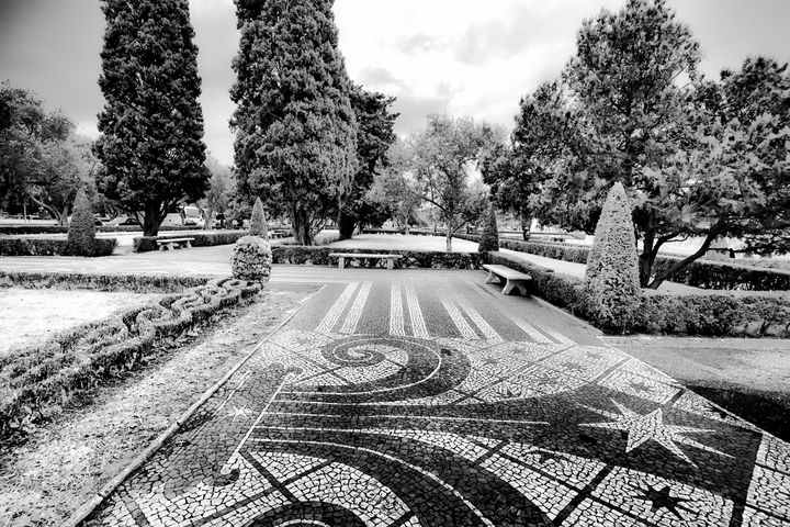 Mosaics in the Park - Christopher Maxum Photography