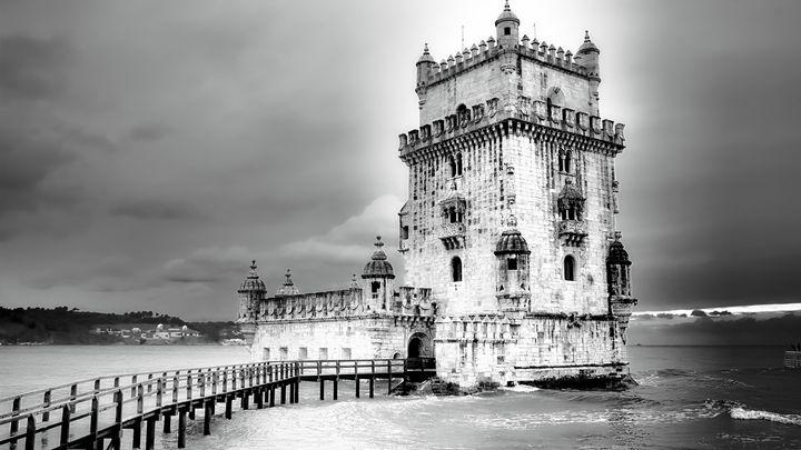 Bellem Tower - Christopher Maxum Photography