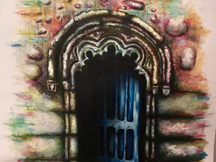 Fantasy Doorway - JenTreadway