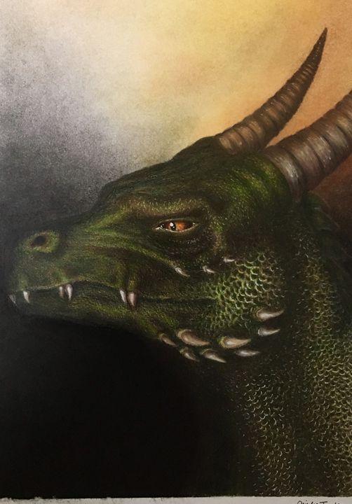 Dragon - JenTreadway